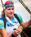 Казахстанка Вишневская завоевала вторую медаль на чемпионате мира по летнему биатлону