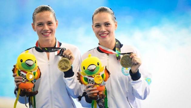 Казахстан завоевал 44-ю медаль на Азиаде-2018