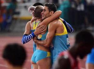 Сборная Казахстана завоевала медаль в эстафете на Азиаде-2018