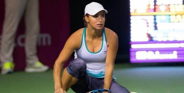 Путинцева не смогла пробиться во второй круг US Open