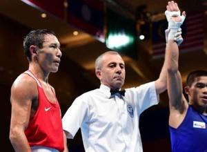 Четвертый боксер из Казахстана остался без медали на Азиаде-2018