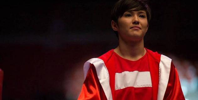 Двукратная чемпионка мира из Казахстана осталась без медали на Азиаде-2018