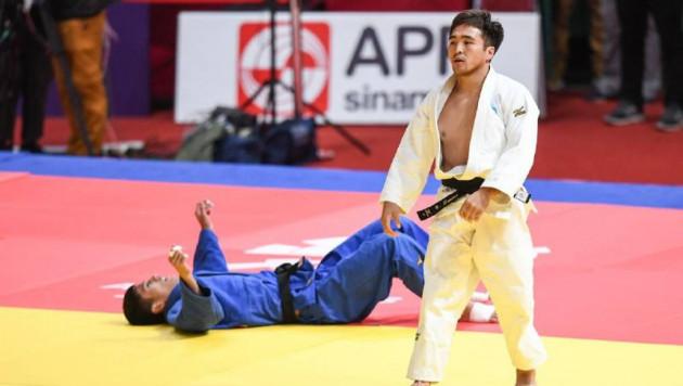 Врач сборной Казахстана по дзюдо рассказала о состоянии Сметова после госпитализации на скорой
