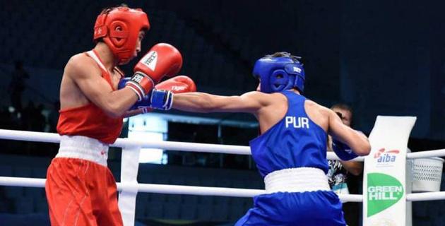 Восемь казахстанских боксеров вышли в финал молодежного чемпионата мира