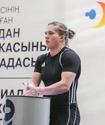 Призерка Олимпиады-2016 Горичева проиграла на чемпионате Казахстана по тяжелой атлетике