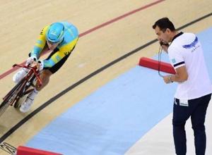 Казахстан завоевал вторую медаль в велотреке на Азиаде-2018