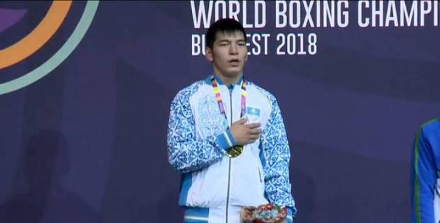 """Братья Оралбай поделили """"золото"""" и еще два казахстанских боксера проиграли в финале молодежного ЧМ"""