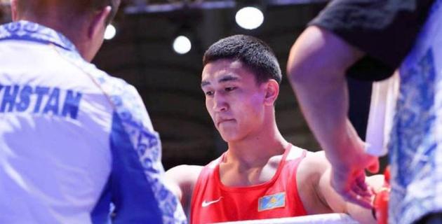 Казахстанский боксер Аманкул вышел в финал Азиады-2018 без боя