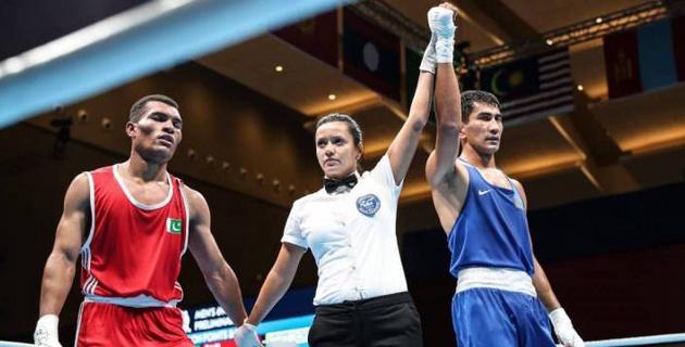 Казахстан в финалах Азиады-2018 будет представлен двумя боксерами
