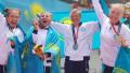 Казахстан выиграл четвертую медаль в гребле за день на Азиаде-2018
