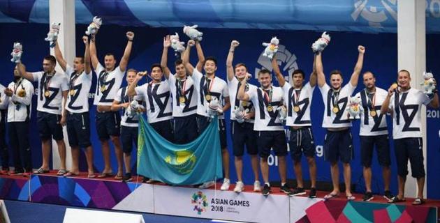 Казахстан занял девятое место в медальном зачете Азиады-2018