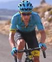 """Лопес показал лучший результат среди гонщиков """"Астаны"""" на восьмом этапе """"Вуэльты"""""""