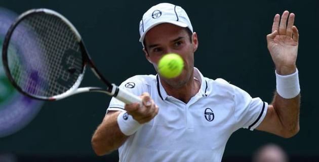 Кукушкин упустил шанс сыграть с Федерером на US Open