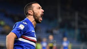 Итальянский футболист забил эффектный гол пяткой бывшей команде и извинился перед голкипером