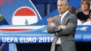 Бельгийский клуб официально объявил о назначении экс-тренера сборной Казахстана