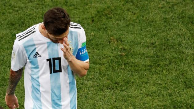 Месси лишился шансов выиграть приз лучшему игроку года от ФИФА