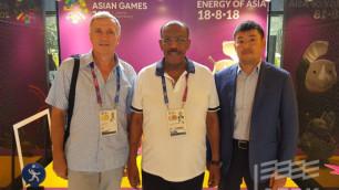 Федерация легкой атлетики Казахстана продолжает работу по созданию регионального технического центра