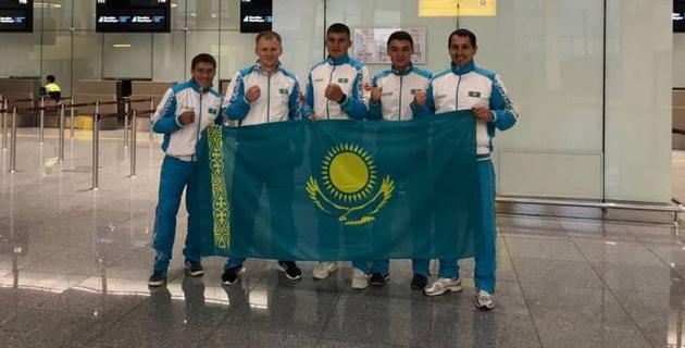 Казахстан на чемпионате Азии занял первое место в командном зачете и отметился самым техничным каратистом