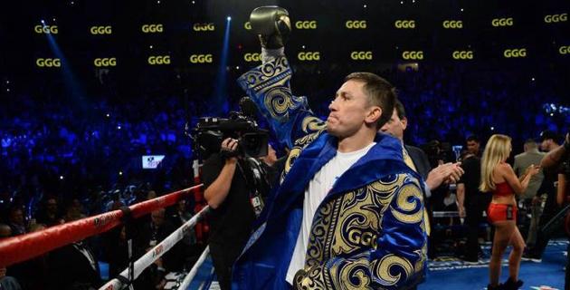 """Головкин вместе с легендарными боксерами посетит Киев после реванша с """"Канело"""""""