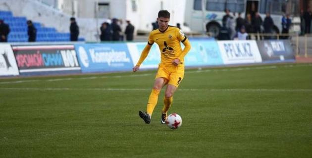 Израильский клуб официально объявил о переходе экс-капитана молодежной сборной Казахстана