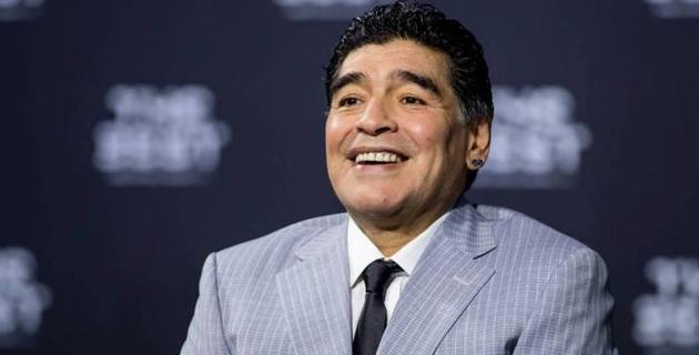 Диего Марадона возглавил мексиканский клуб