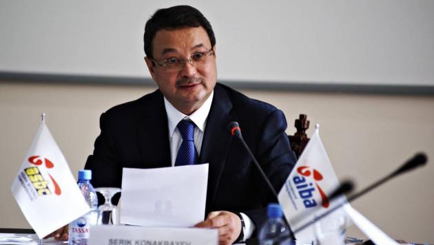 Серебряного призера Олимпиады из Казахстана выдвинули в кандидаты на пост президента AIBA