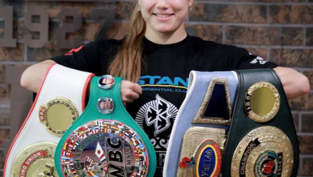 Казахстанка Фируза Шарипова победила небитую россиянку и защитила чемпионский титул