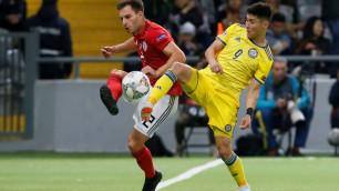 Исламхан объяснил замену в матче Лиги наций с Грузией и предостерег от недооценки Андорры