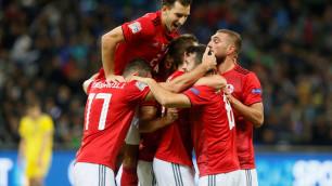 Сборная Грузии вслед за Казахстаном победила Латвию и укрепила лидерство в группе Лиги наций