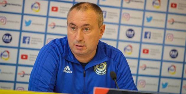 Стойлов нашел объяснение упущенной победе сборной Казахстана над Андоррой в Лиге наций