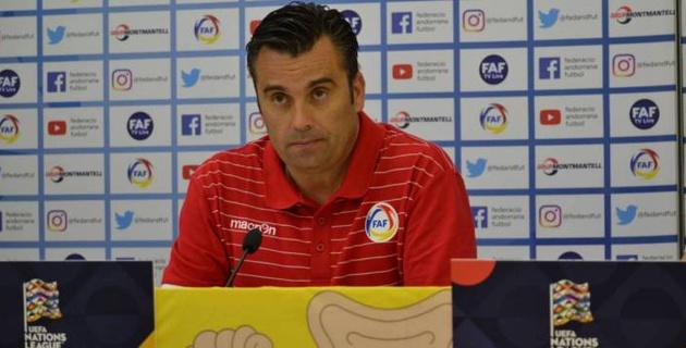 Тренер Андорры рассказал, как его игроки лишили Казахстан победы в матче Лиги наций