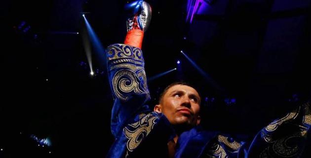 Головкин стал вторым в рейтинге лучших средневесов 21-го века