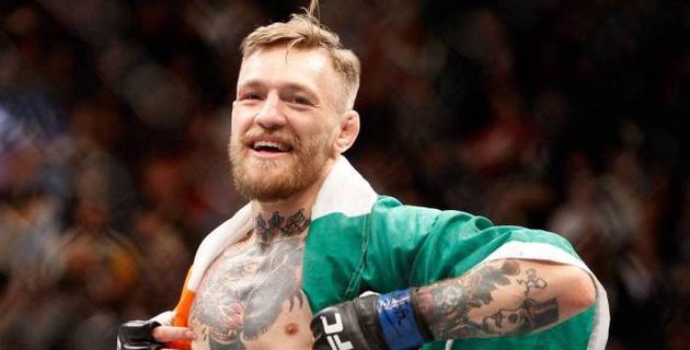 МакГрегор отстал на пять мест от Нурмагомедова в рейтинге лучших бойцов MMA