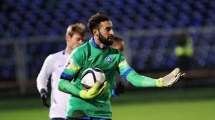 Вратарь соперника сборной Казахстана по футболу в Лиге наций покинул клуб не по спортивному принципу