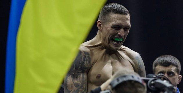 Официально объявлено о первом бое Александра Усика в статусе абсолютного чемпиона мира