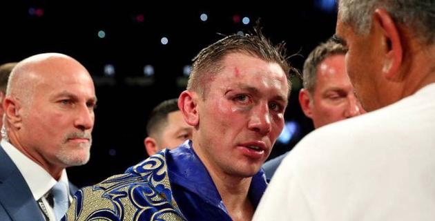 """Головкин прокомментировал свое первое поражение в карьере и высказался о третьем бое с """"Канело"""""""