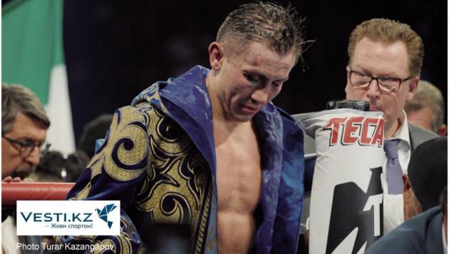 """Как звезды бокса отреагировали на первое в карьере поражение Головкина в бою с """"Канело"""""""