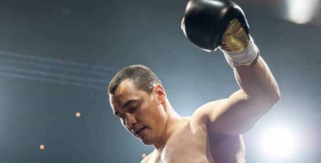 Казахстанский супертяжеловес выиграл седьмой бой на профи-ринге
