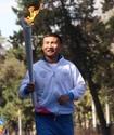 В Алматы состоялась эстафета огня зимней Универсиады-2019