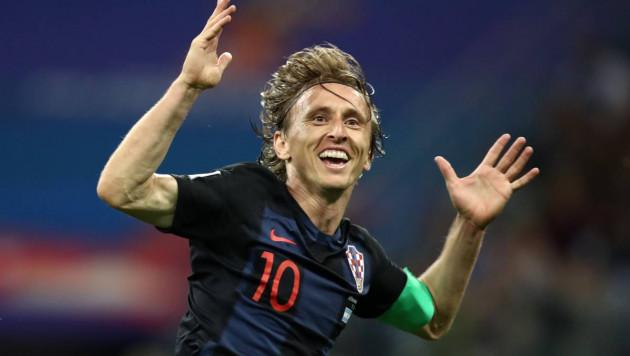 Модрич прервал доминирование Месси c Роналду и выиграл приз лучшему игроку мира от ФИФА