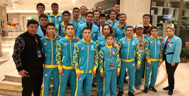 """""""Астана Арланс"""" имеет высокие шансы вернуть звание сильнейшей команды WSB"""