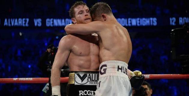 """""""Канело"""" есть, Головкина нет. Ломаченко назвал пятерку лучших боксеров мира"""