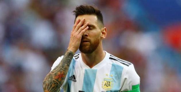 Марадона посоветовал Месси не возвращаться в сборную Аргентины