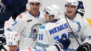 """Боченски снова """"в минусе"""", или кто самый полезный игрок """"Барыса"""" в текущем сезоне КХЛ"""