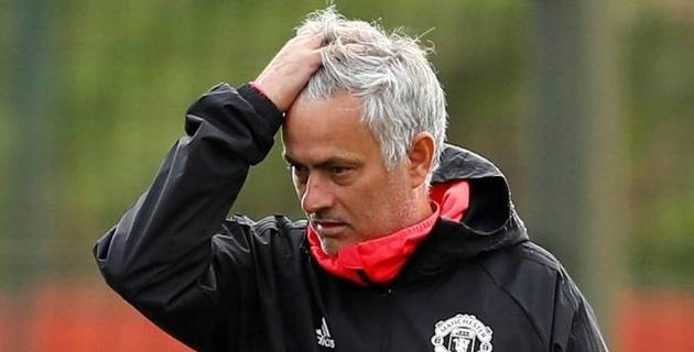 """Моуринью перессорился со всеми лидерами """"Манчестер Юнайтед"""""""