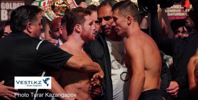 """WBC выдвинул условия допуска Головкина до третьего боя с """"Канело"""""""