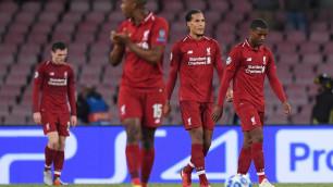 """""""Ливерпуль"""" ни разу не ударил в створ в матче Лиги чемпионов впервые с 2006 года"""