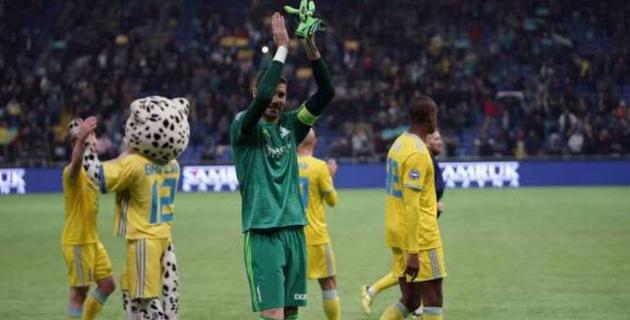 """Капитан """"Астаны"""" рассказал о победе над """"Ренном"""" и оценил шансы на выход в плей-офф ЛЕ"""