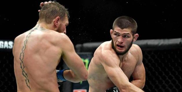 У Хабиба неприятности - президент UFC о драке Нурмагомедова в зале после победы над МакГрегором