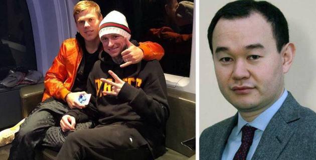 Российские футболисты избили чиновника и поиздевались над его азиатской внешностью